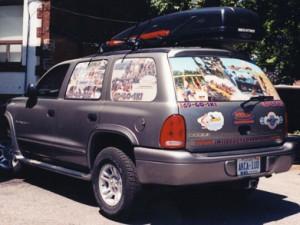 TESSC Car Windows